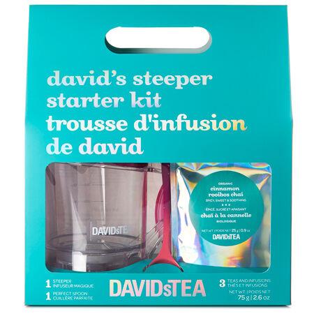 David's Steeper Starter Kit