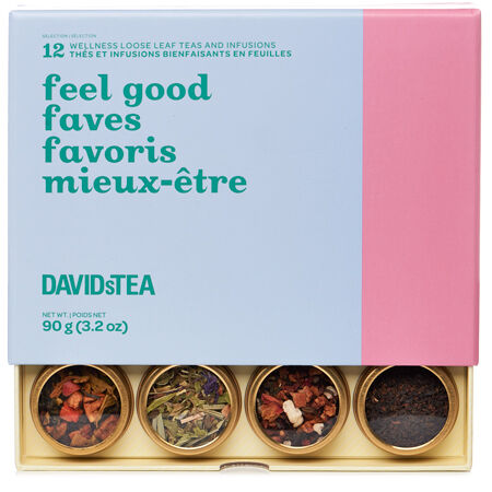 feel good faves 12 tea sampler