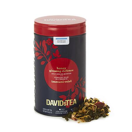 Honey Ginseng Defence Iconic Tin