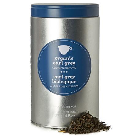 Organic Earl Grey Favourite Tin