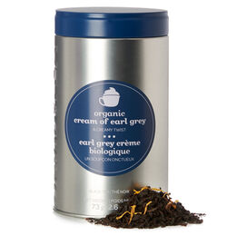Organic Cream of Earl Grey Perfect Tin