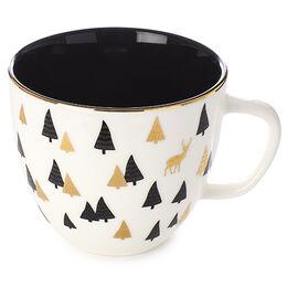 Latte Mug Deer