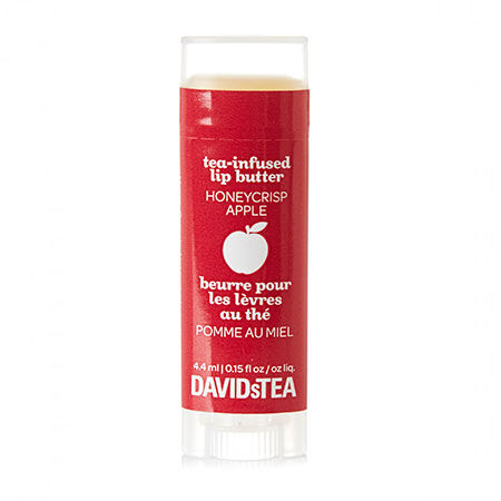 Honeycrisp Apple Tea-Infused Lip Butter