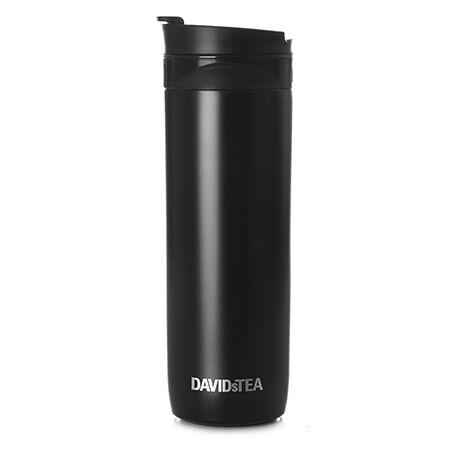 Tasse à piston noire