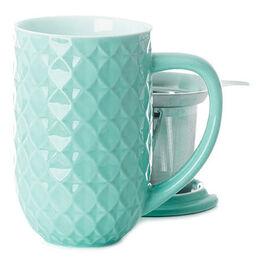 Nordic Weave Textured Mug