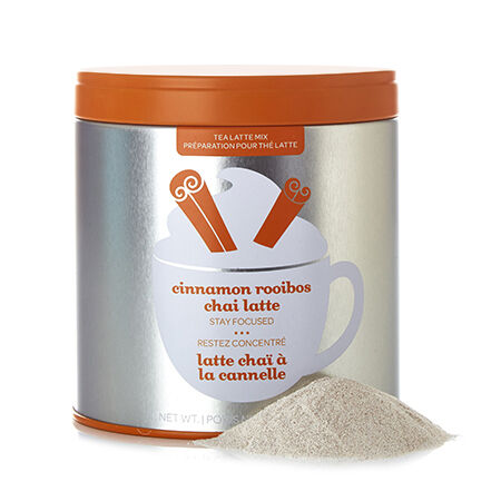 Cinnamon Rooibos Chai Latte