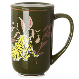 Color Changing Nordic Mug Cat Stretch