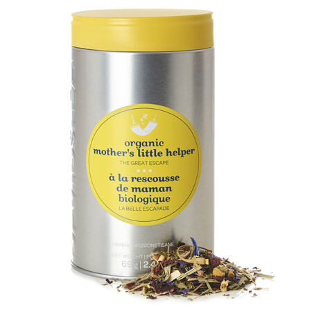 Organic Mother's Little Helper Perfect Tin