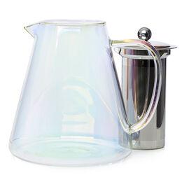 Nevis Glass Teapot Opalescent