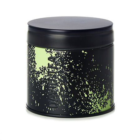 Green Speckled Matcha Tin