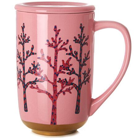 Birch Gold Dipped Nordic Mug