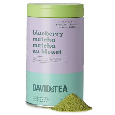 Blueberry Matcha Iconic Tin