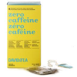 Thés zéro caféine