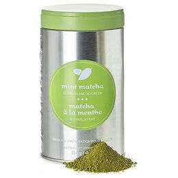 Mint Matcha Perfect Tin
