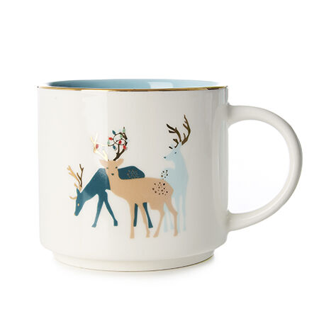 Reindeer Stackable Mug