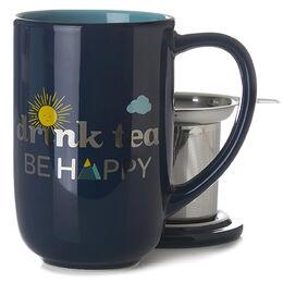 Nordic Mug drink tea be happy