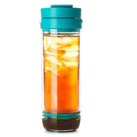 Teal Iced Tea Press