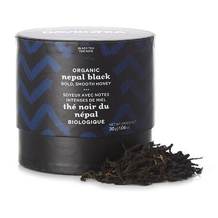 Solo classique Thé noir du Népal biologique