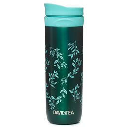 Tea Press Branches Teal
