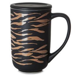 Color Changing Nordic Mug Tiger