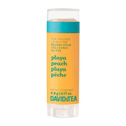 Playa Peach tea-infused Lip Butter