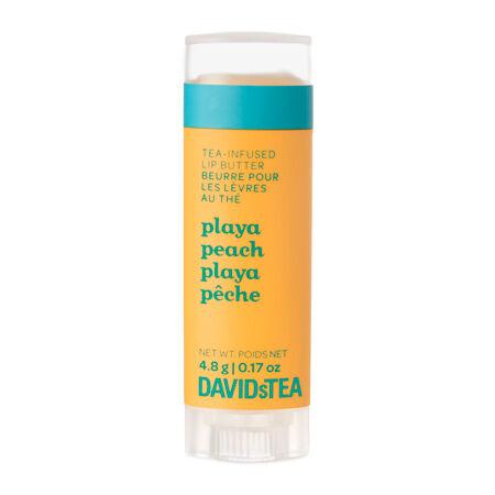 Playa Peach tea-infused Lip Butter
