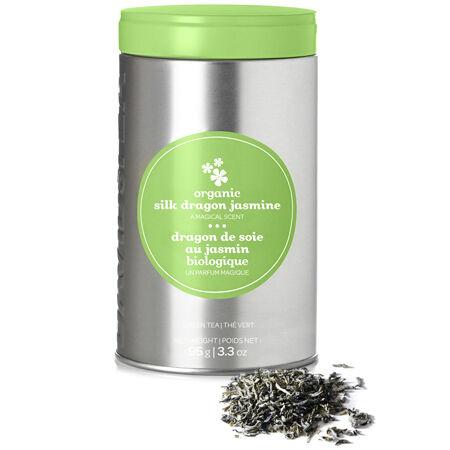 Organic Silk Dragon Jasmine Perfect Tin