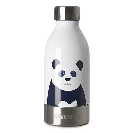 Panda Small Stainless Steel Bottle