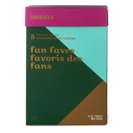 Fan Faves Loose Leaf Teapot Pack