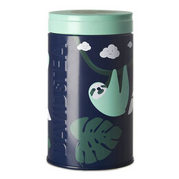 Seasonal Tea Tin Sloth
