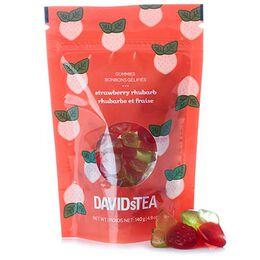 Squish Strawberry Rhubarb Gummies