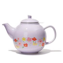 Perfect Teapot Flower Fields Blueberry