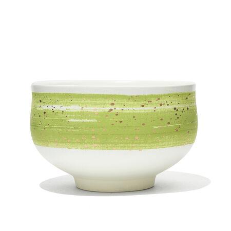 Electric Green Matcha Bowl