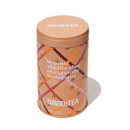 Organic Vanilla Chai Iconic Tin