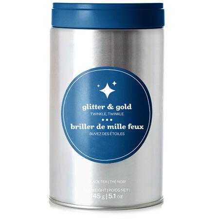 Glitter & Gold Favourite Tin