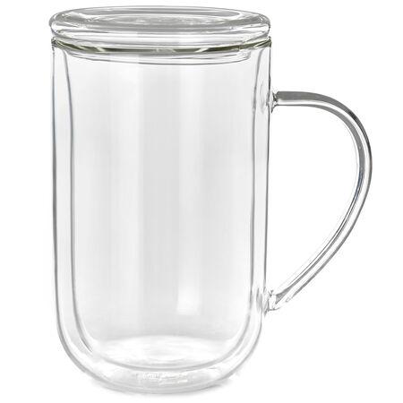Tasse Nordic en verre à double paroi