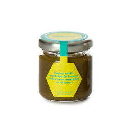 Lemon Matcha Honey Jar 50 g