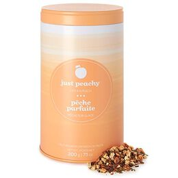Just Peachy Mega Tea Tin