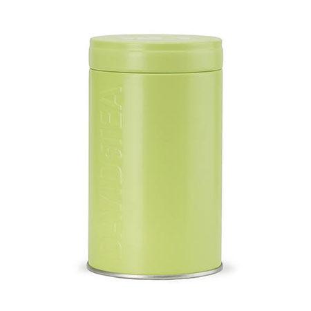 Green Tea Coloured Tin