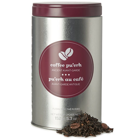 Coffee Pu'erh Favourite Tin