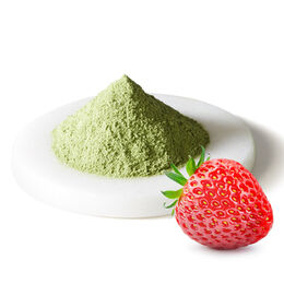 Strawberry Matcha