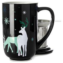 Nordic Mug Color Changing Reindeer