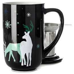 Nordic Mug Color Changing Reindeer
