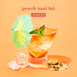 Peach Mai Tai