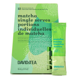 Matcha Matsu Single Serves