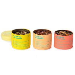 Energizing Teas 3 Tin Stacked