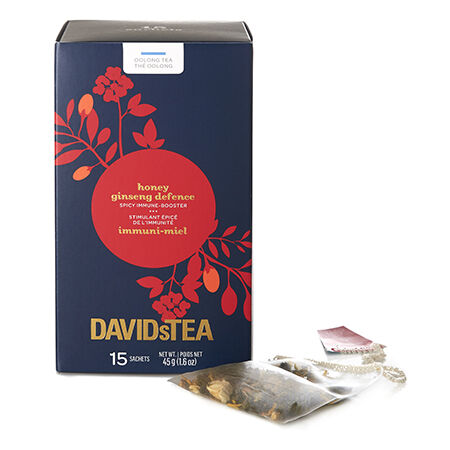 Honey Ginseng Defence Sachets