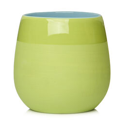 Bubble Cup Matte Glossy Green