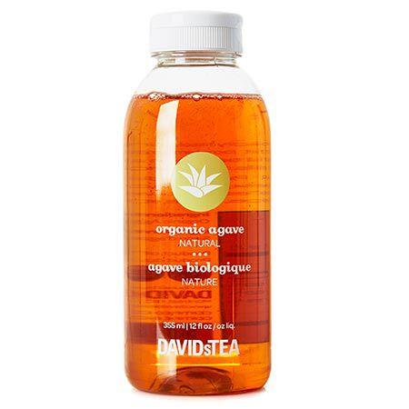 organic natural agave bottle