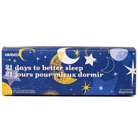 21jours pour mieux dormir